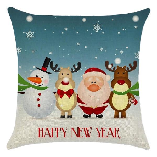 Χριστουγεννιάτικο Μαξιλάρι Viopros Christmas Time 247
