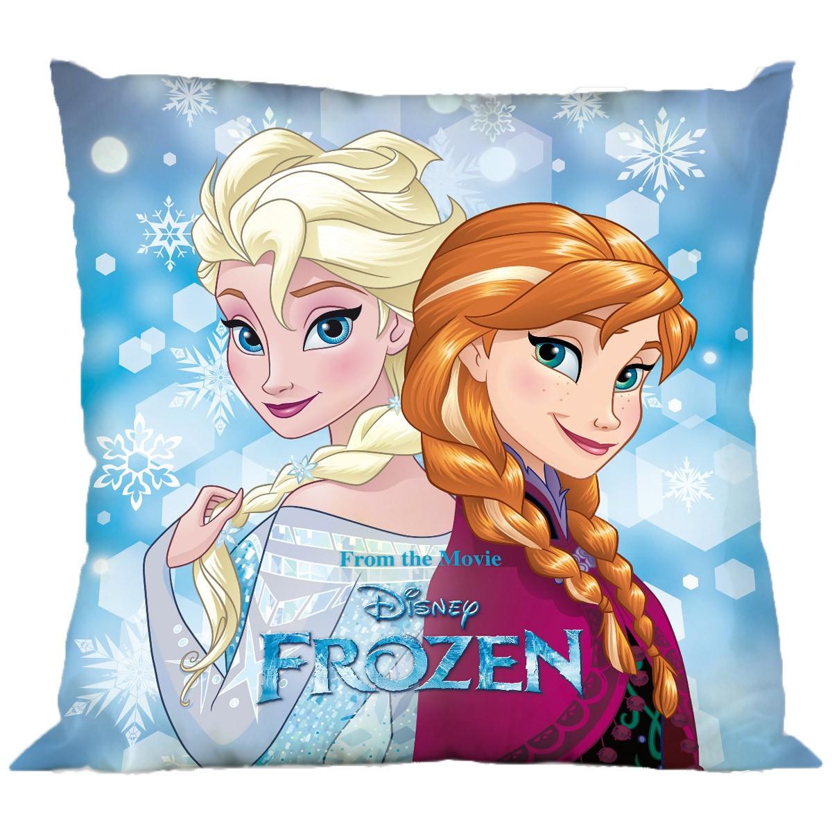 Διακοσμητικό Μαξιλάρι 2 Όψεων Viopros Frozen 8