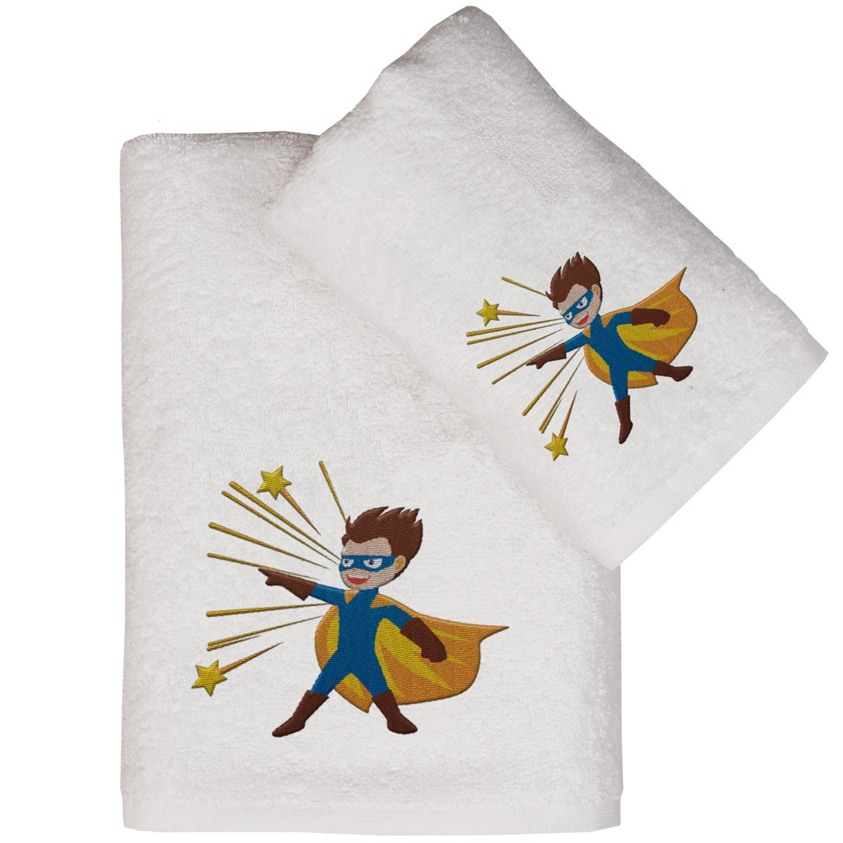 Παιδικές Πετσέτες (Σετ 2τμχ) Viopros Στίβεν