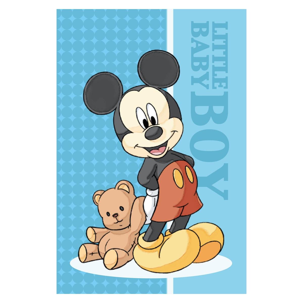 Παιδικό Πετσετάκι Viopros Mickey 10