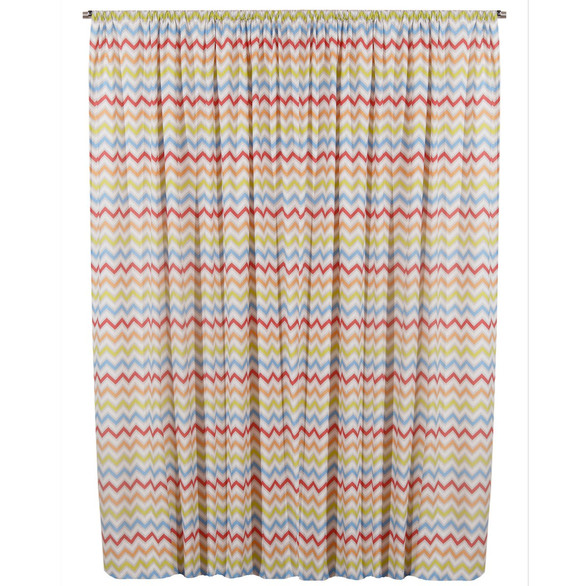 Παιδική Κουρτίνα (160×270) Viopros Curtains Ρίο Κόκκινο