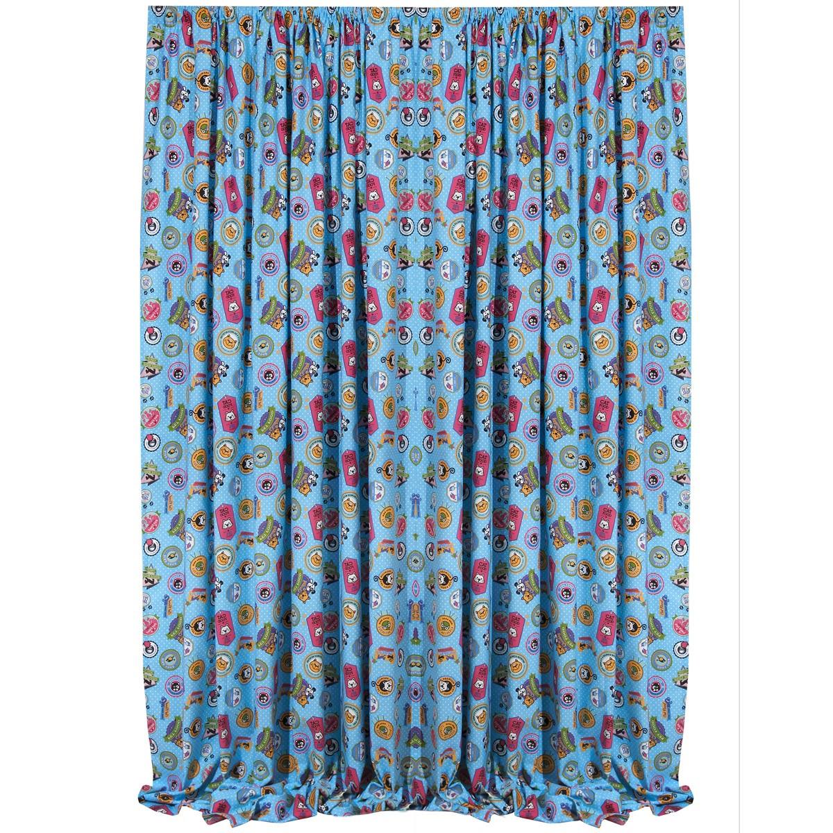 Παιδική Κουρτίνα (280×270) Viopros Curtains Πετς