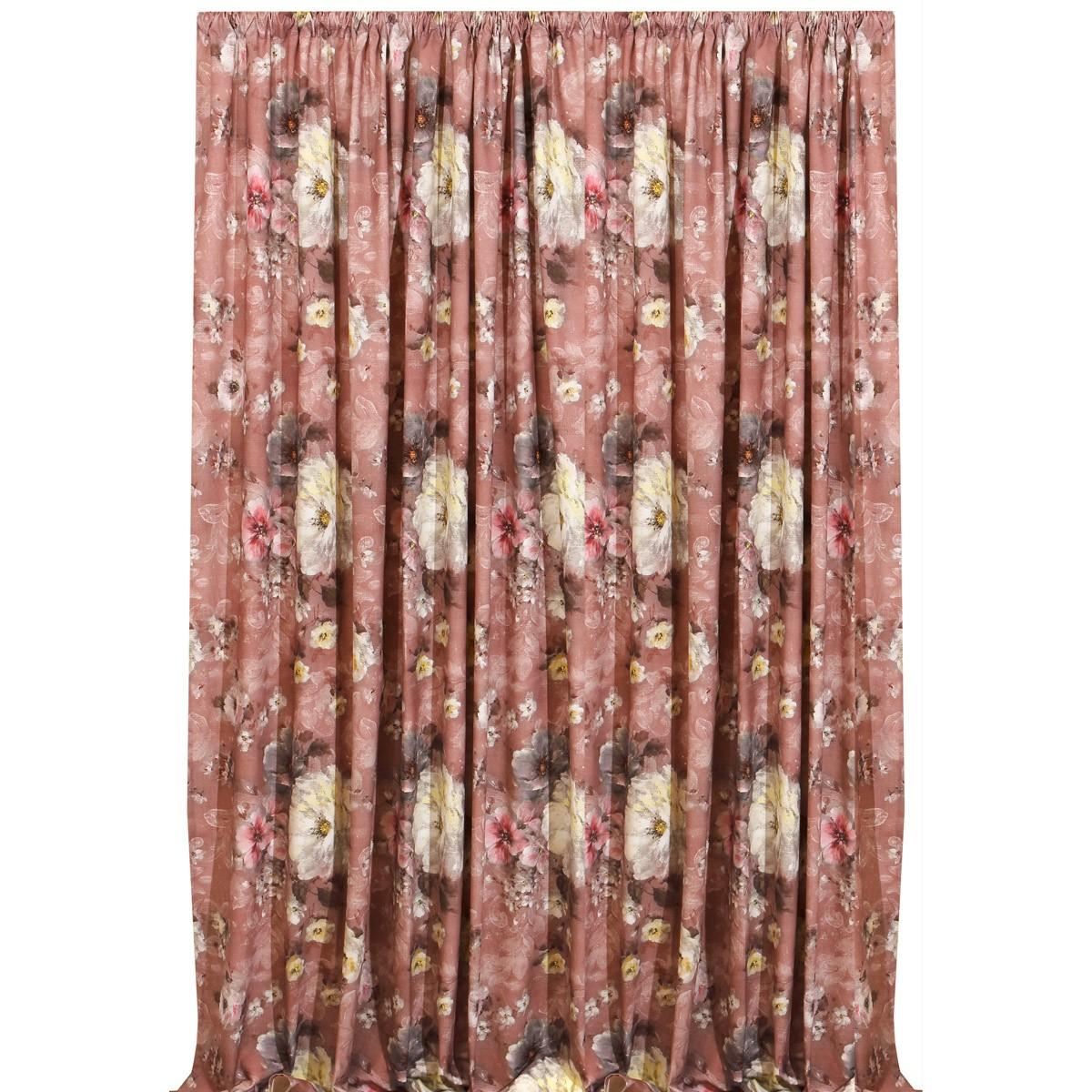 Κουρτίνα (280x270) Viopros Curtains Αλέγκρο Σάπιο Μήλο