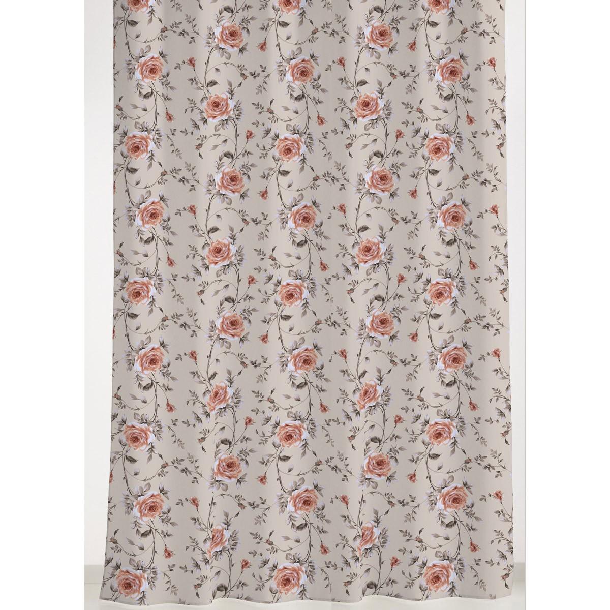 Κουρτίνα (160x270) Viopros Curtains Μπόστον