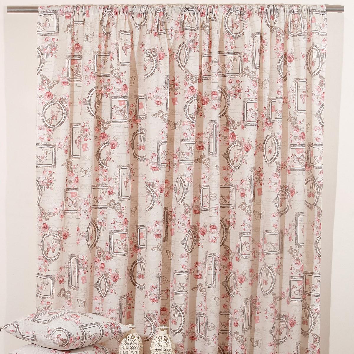 Κουρτίνα (280x270) Viopros Curtains Τζούλι