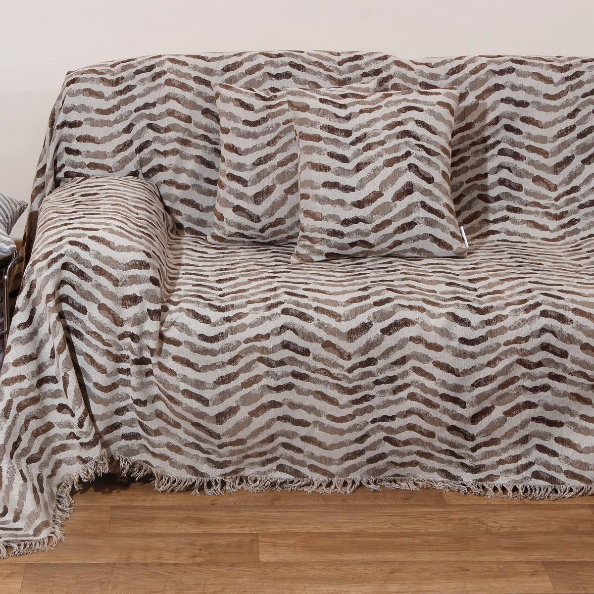 Ριχτάρι Πολυθρόνας (180x180) Anna Riska Des 1505 Beige