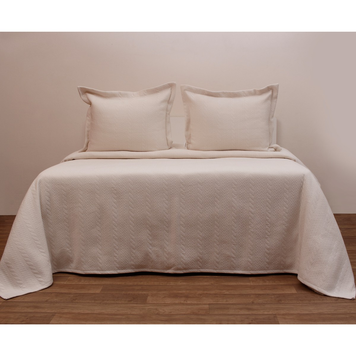 Κουβερτόριο Υπέρδιπλο Anna Riska Karen Ivory home   κρεβατοκάμαρα   κουβέρτες   κουβέρτες καλοκαιρινές υπέρδιπλες
