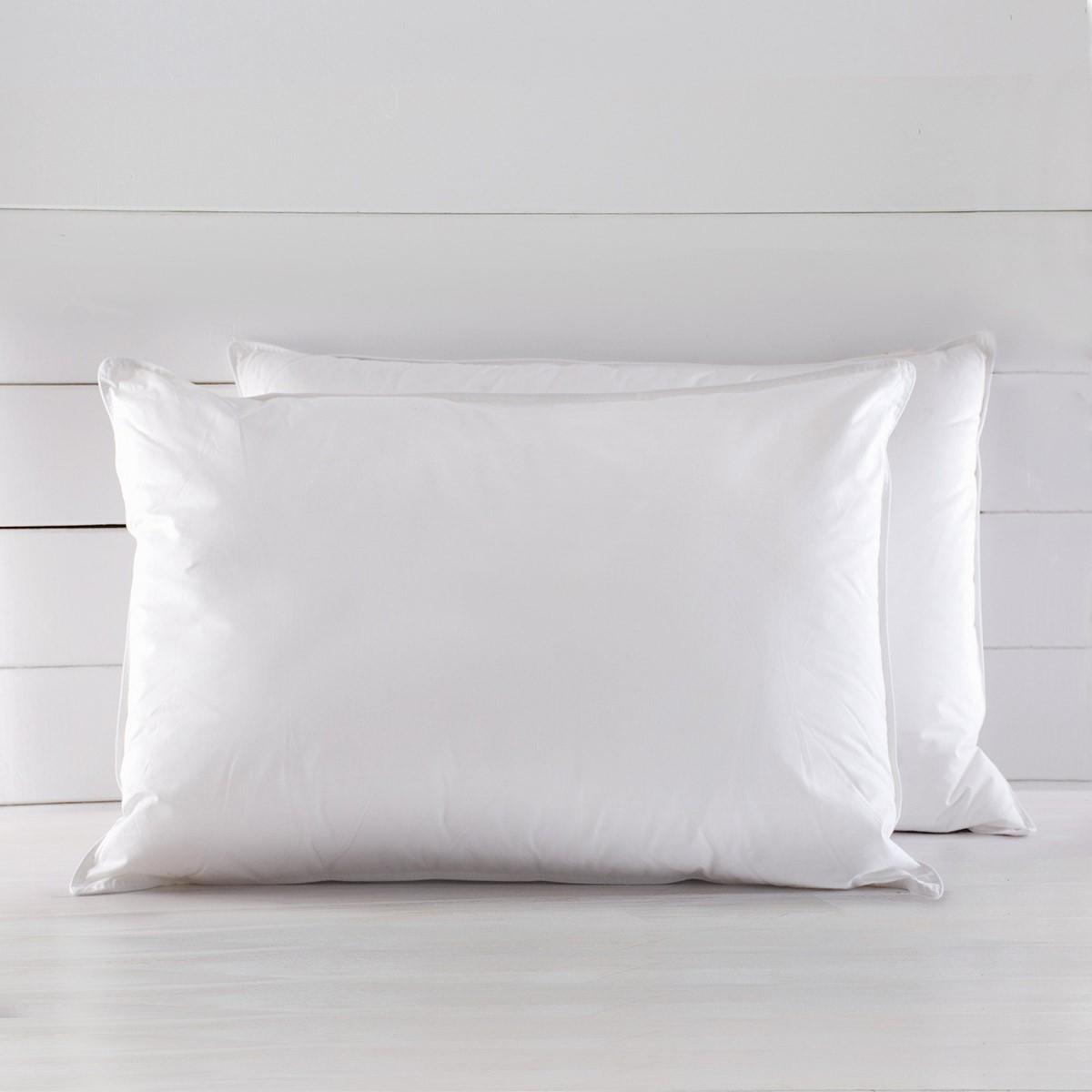 Μαξιλάρι Ύπνου Πουπουλένιο Rythmos 95/5 home   παιδικά   μαξιλάρια ύπνου