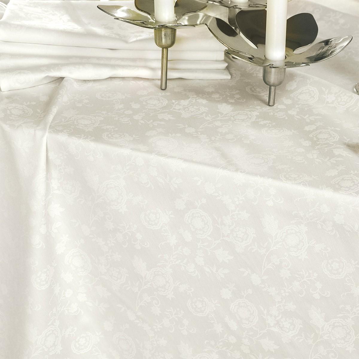 Πετσέτα Φαγητού (50×50) Rythmos Merida Ecru