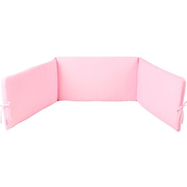 Πάντα Κούνιας Κόσμος Του Μωρού 0773 Μονόχρωμη Ροζ
