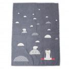 Κουβέρτα Fleece Κούνιας David Fussenegger Lili 6635/90 80895