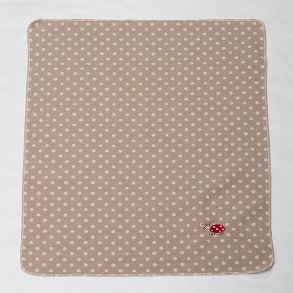 Κουβέρτα Fleece Αγκαλιάς David Fussenegger Juwel 6243/80