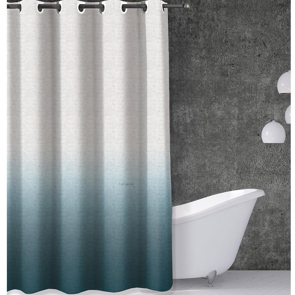 Κουρτίνα Μπάνιου (180×190) Guy Laroche Mykonos Ocean
