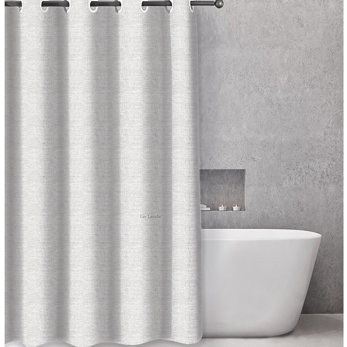 Κουρτίνα Μπάνιου (240x185) Guy Laroche Dolce Grey