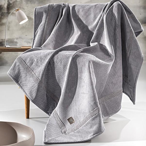 Ριχτάρι Πολυθρόνας (170x150) Guy Laroche Rubicon Grey