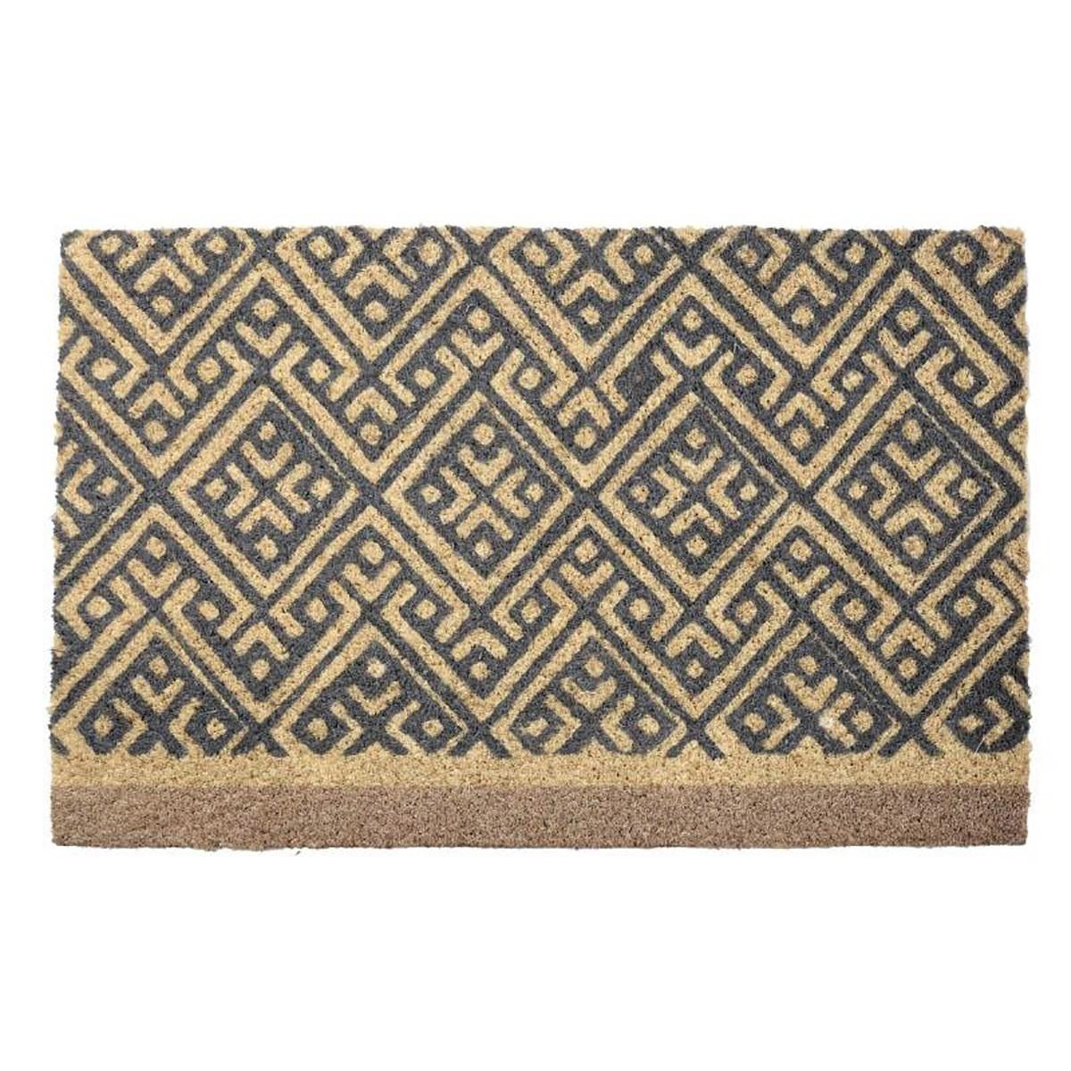 Πατάκι Εισόδου (40×60) Με Πλάτη PVC InArt 3-40-803-0186