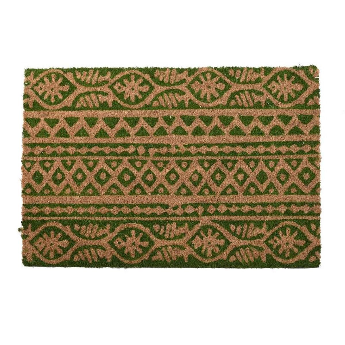 Πατάκι Εισόδου (40×60) Με Πλάτη PVC InArt 3-40-803-0187