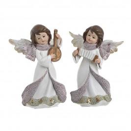 Διακοσμητικά Αγγελάκια (Σετ 2τμχ) InArt 2-70-146-0168