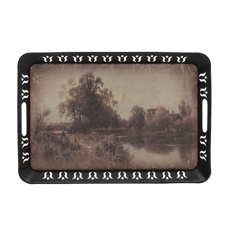 Δίσκος Σερβιρίσματος InArt 3-70-929-0021