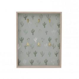 Κλειδοθήκη Τοίχου InArt Cactus 3-70-035-0011