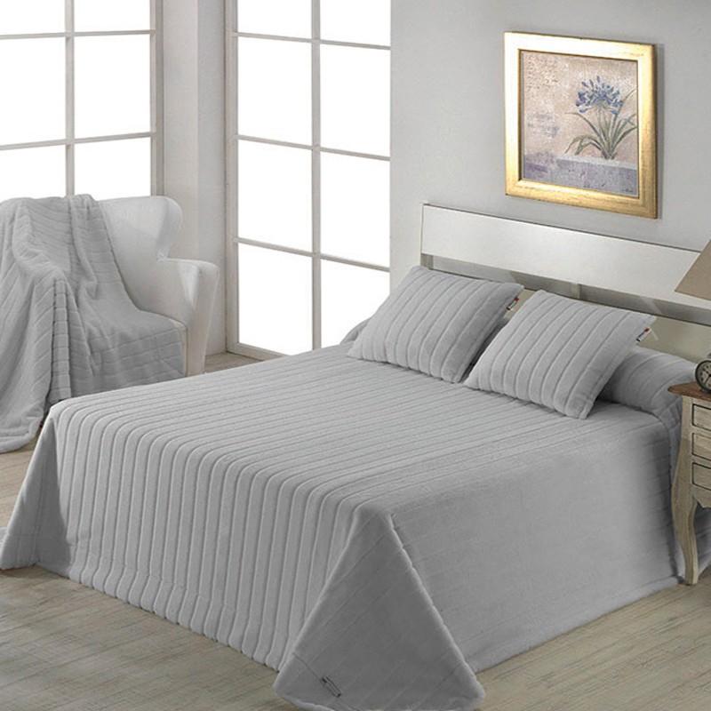 Κουβέρτα Γούνινη Υπέρδιπλη Morven Venus Plus C85 Grey home   κρεβατοκάμαρα   κουβέρτες   κουβέρτες γούνινες   μάλλινες