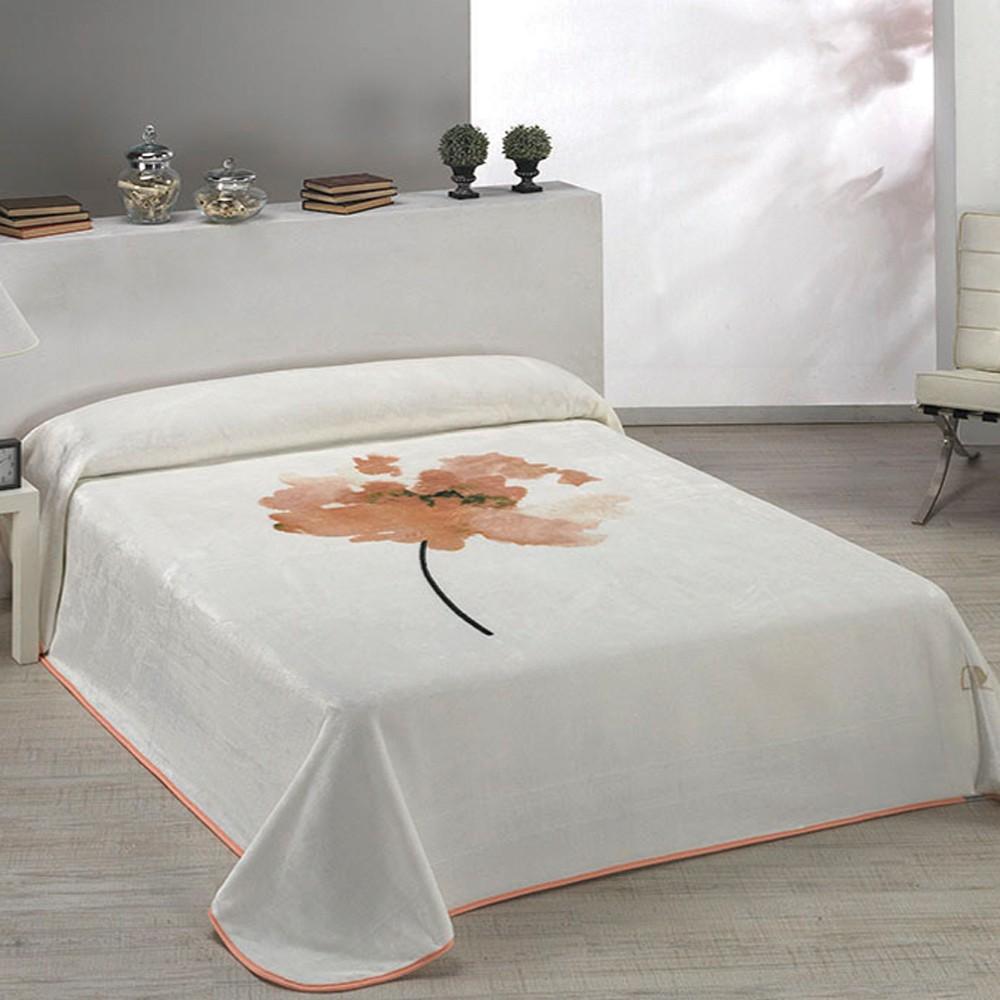 Κουβέρτα Βελουτέ Υπέρδιπλη Morven Mora Color D47 Beige home   κρεβατοκάμαρα   κουβέρτες   κουβέρτες βελουτέ υπέρδιπλες