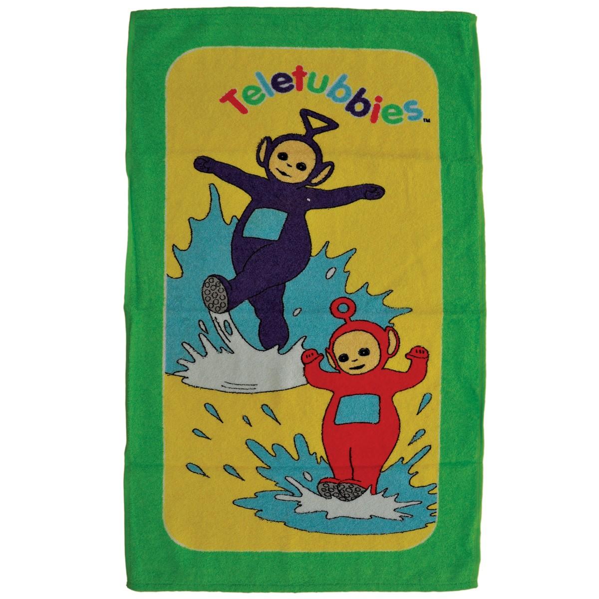 Παιδική Πετσέτα Προσώπου (50x90) Morven Teletubbies 1 home   παιδικά   πετσέτες παιδικές