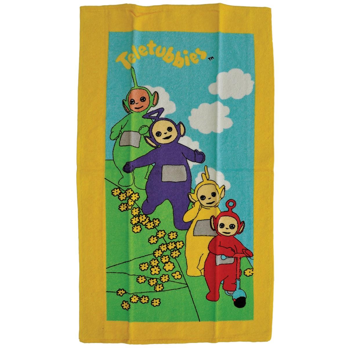 Παιδική Πετσέτα Προσώπου (50x90) Morven Teletubbies 4