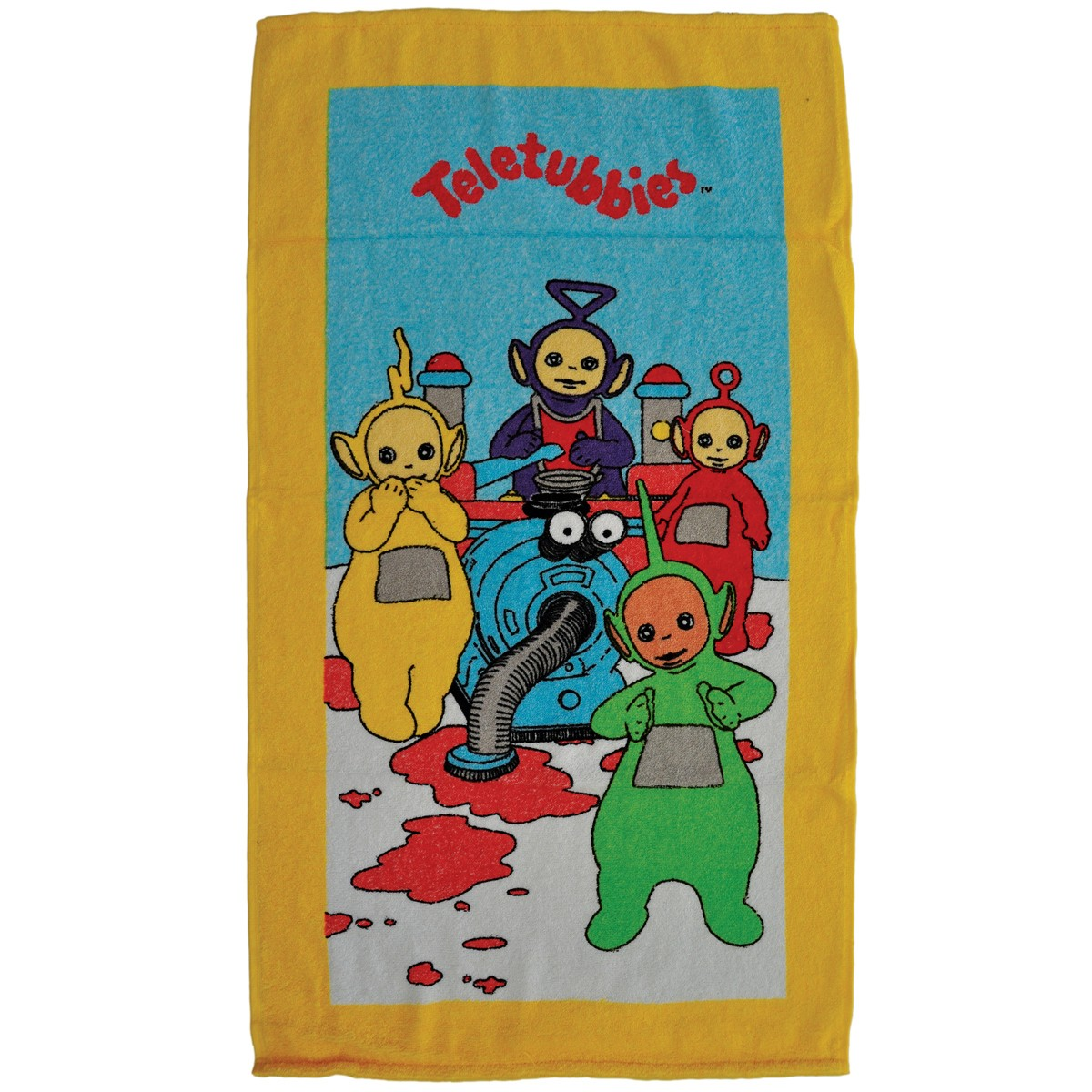 Παιδική Πετσέτα Προσώπου (50x90) Morven Teletubbies 5