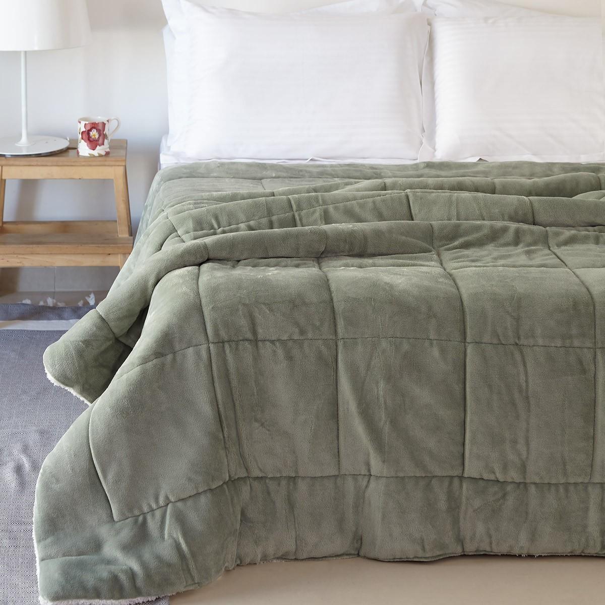 Κουβερτοπάπλωμα Υπέρδιπλο Melinen Molly Waterlilly home   κρεβατοκάμαρα   παπλώματα   κουβερτοπαπλώματα