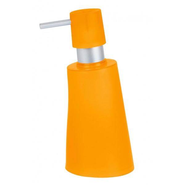 Δοχείο Κρεμοσάπουνου Spirella Move 02654.006 Orange