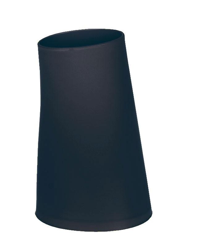 Ποτήρι Οδοντόβουρτσας Spirella Move 02652 Black home   μπάνιο   αξεσουάρ μπάνιου