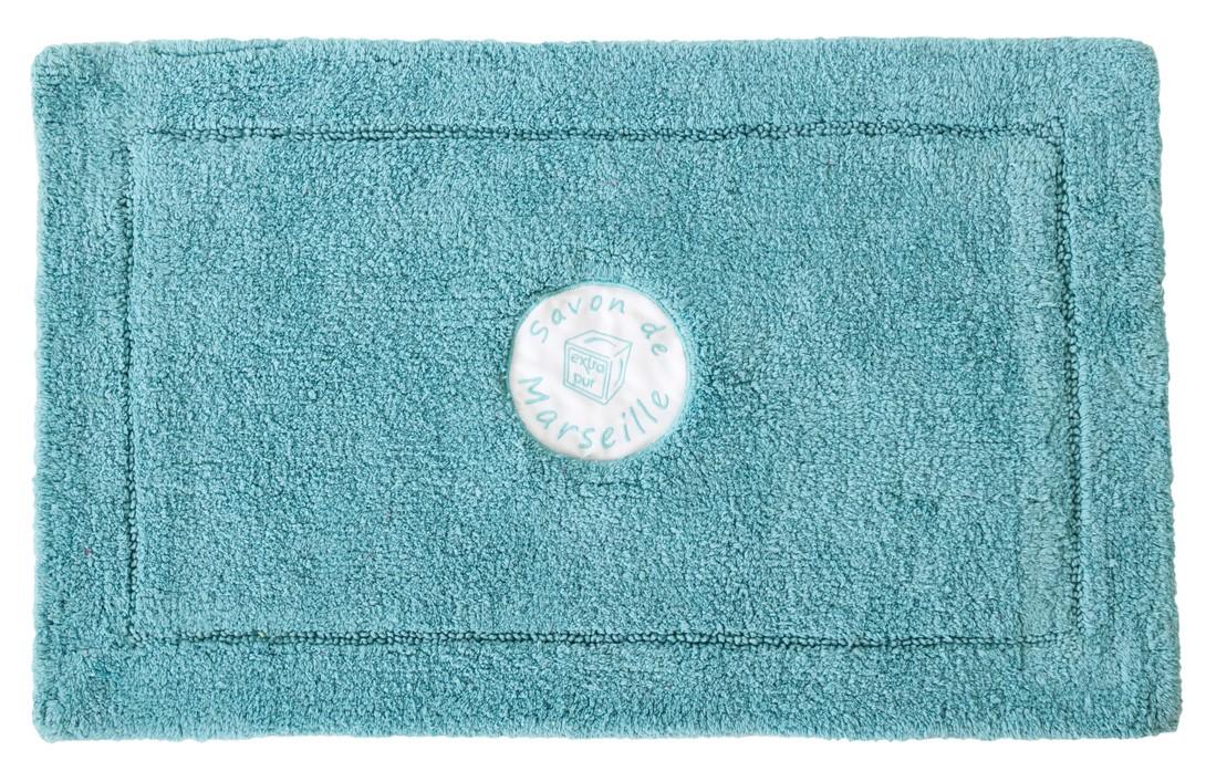 Πατάκι Μπάνιου (50x80) Spirella Frioul 05626 Τυρκουάζ
