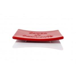 Σαπουνοθήκη Spirella SavonDeMarseille 02764 Red