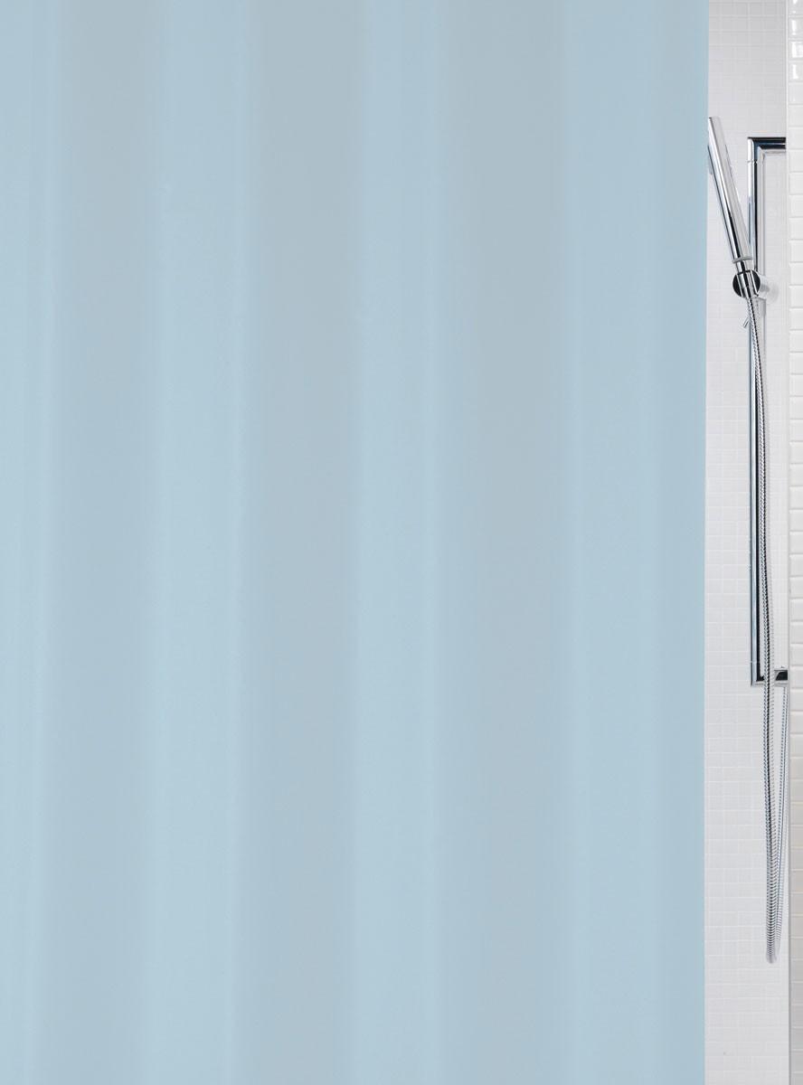 Κουρτίνα Μπάνιου Πλαστική (180x200) Spirella Bio 00825 Ciel