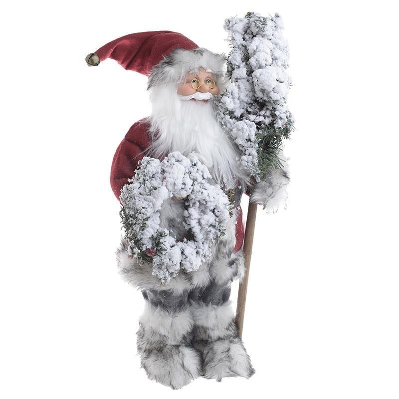 Διακοσμητικός Άγιος Βασίλης InArt 2-70-832-0006 home   χριστουγεννιάτικα   χριστουγεννιάτικα διακοσμητικά