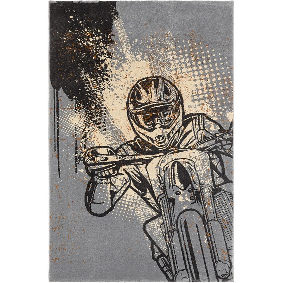 Παιδικό Χαλί (115x175) Saint Clair Teens Motocross