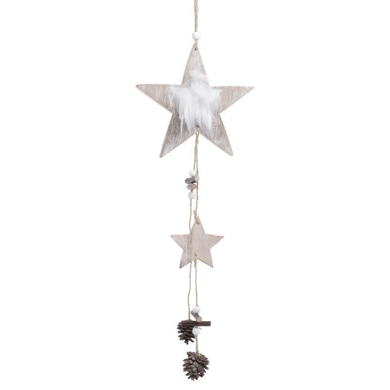 Χριστουγεννιάτικα Στολίδια (Σετ 6τμχ) InArt 2-70-686-0006