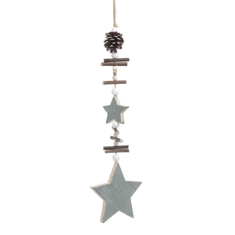 Χριστουγεννιάτικα Στολίδια (Σετ 6τμχ) InArt 2-70-686-0013