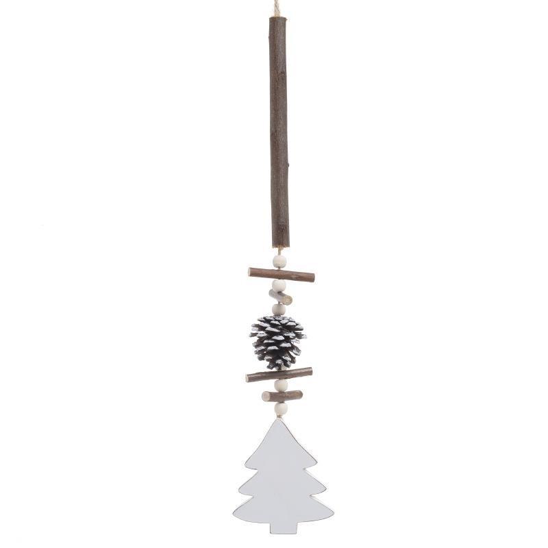Χριστουγεννιάτικα Στολίδια (Σετ 12τμχ) InArt 2-70-686-0017