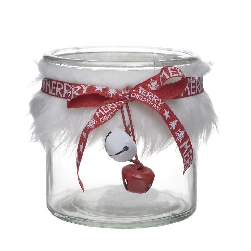 Χριστουγεννιάτικα Κηροπήγια (Σετ 6τμχ) InArt Small 2-70-686-0023