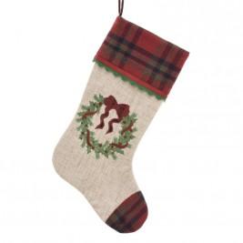 Χριστουγεννιάτικη Κάλτσα InArt 2-40-300-0021