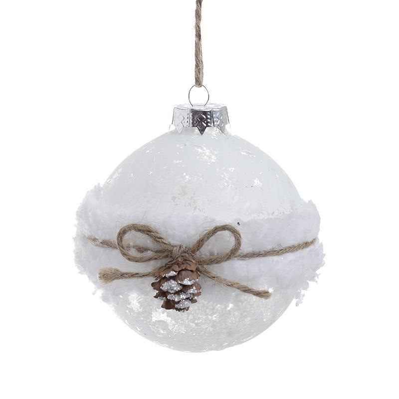 Χριστουγεννιάτικα Στολίδια (Σετ 6τμχ) InArt 2-70-890-0031