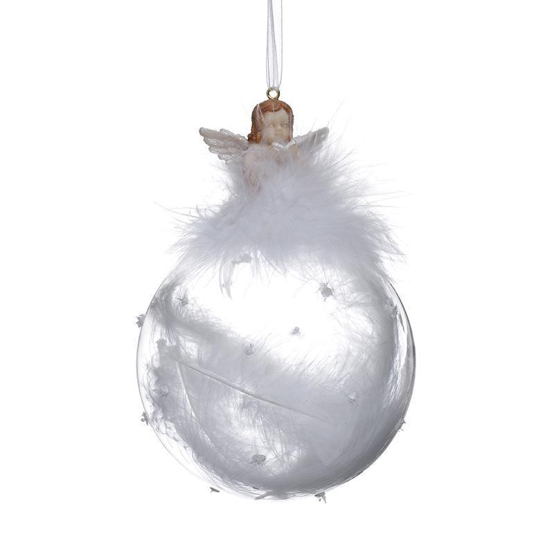 Χριστουγεννιάτικα Στολίδια (Σετ 6τμχ) InArt 2-70-890-0035