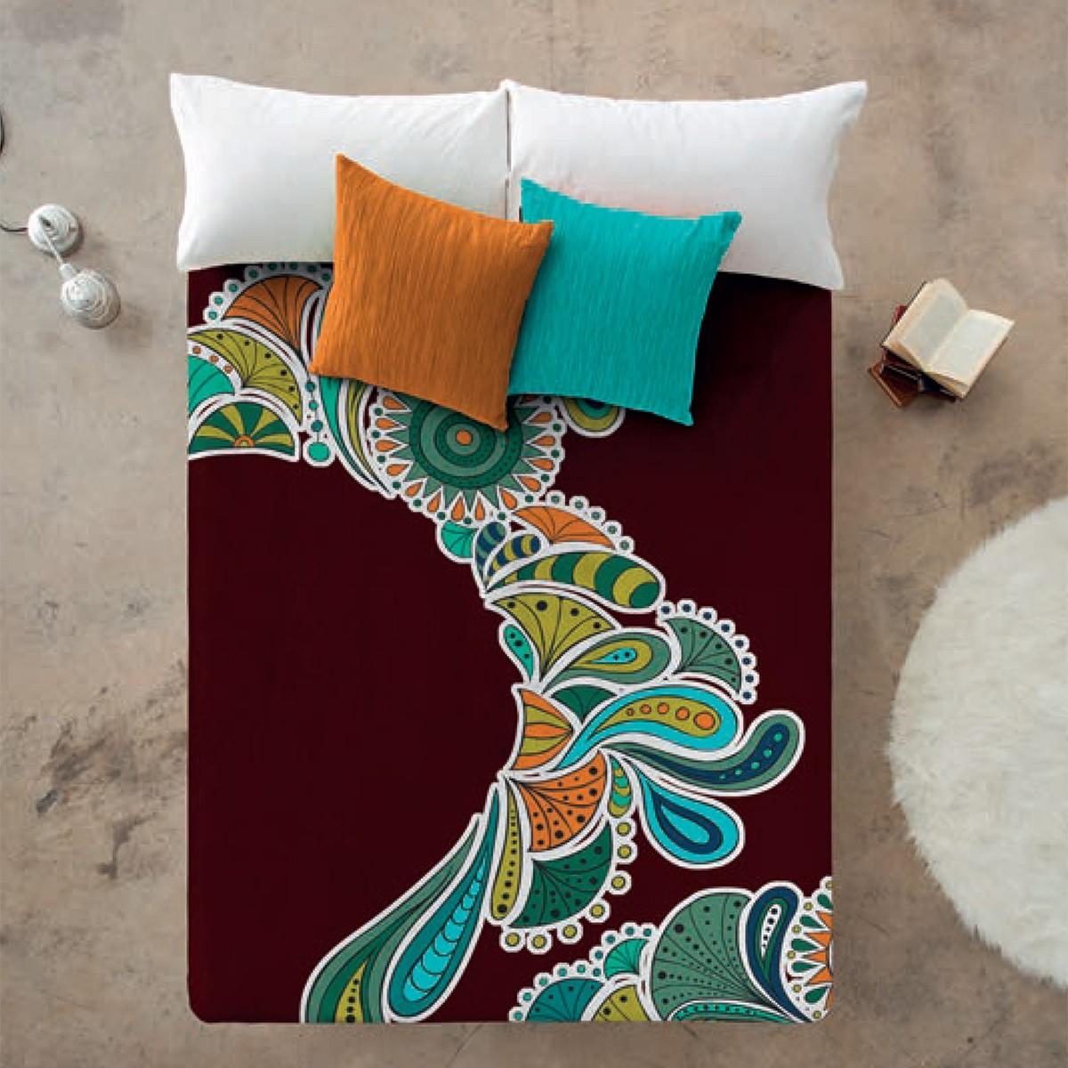 Κουβέρτα Βελουτέ Υπέρδιπλη Manterol Vip 361 C18 home   κρεβατοκάμαρα   κουβέρτες   κουβέρτες βελουτέ υπέρδιπλες