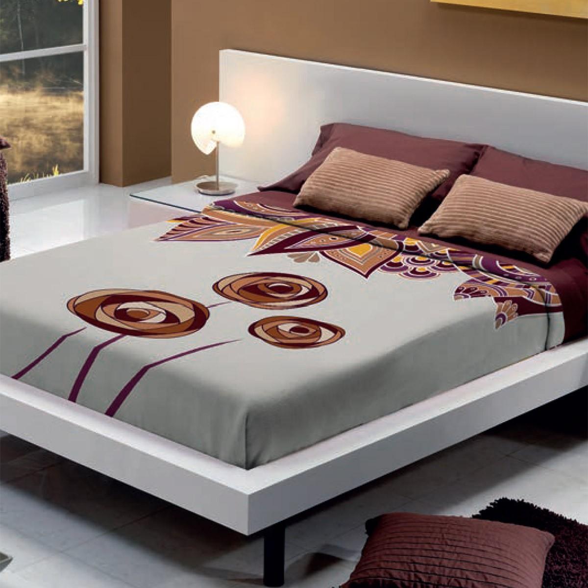 Κουβέρτα Βελουτέ Υπέρδιπλη Manterol Vip 559 C06