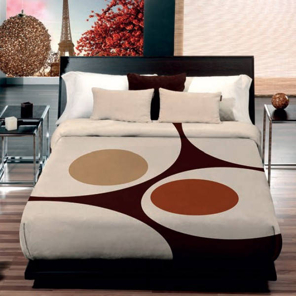 Κουβέρτα Βελουτέ Υπέρδιπλη Manterol Vip 560 C06