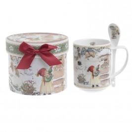 Χριστουγεννιάτικη Κούπα InArt 2-60-952-0010