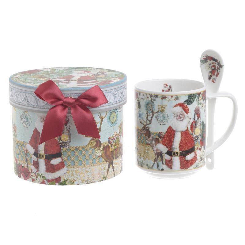 Χριστουγεννιάτικη Κούπα InArt 2-60-952-0012 home   κουζίνα   τραπεζαρία   κούπες   φλυτζάνια