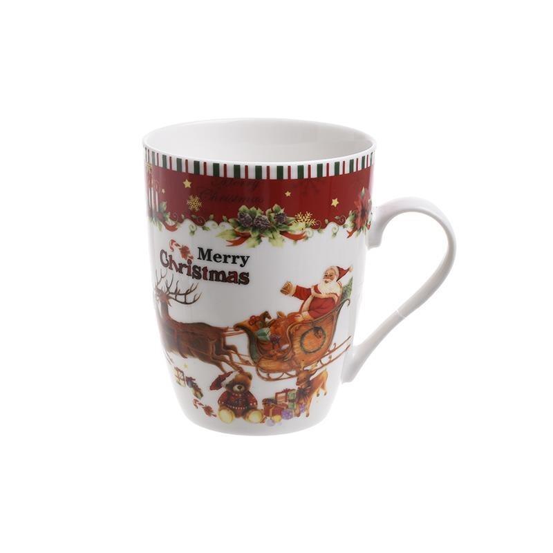 Χριστουγεννιάτικη Κούπα InArt 2-60-957-0006